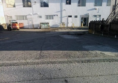 Previously Repaired Asphalt