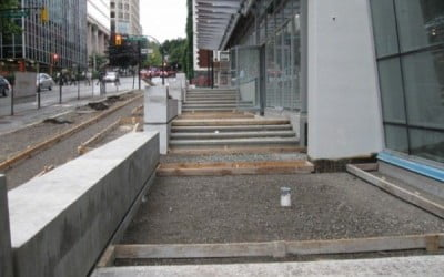 Vancouver Sidewalk and Curb Removal and Replacement
